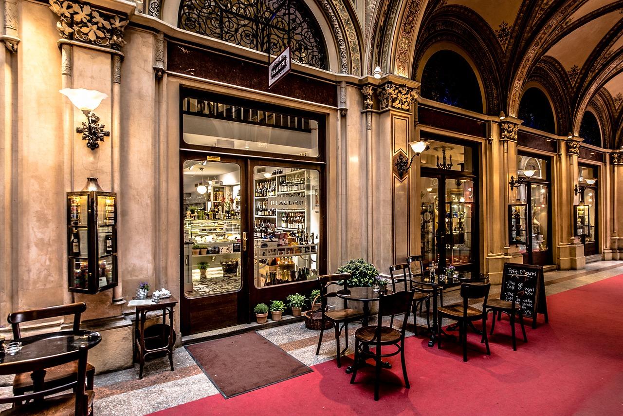 Wien und seine Kaffeehäuser