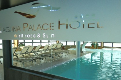 Wellness-Bereich Laguna Palce Hotel