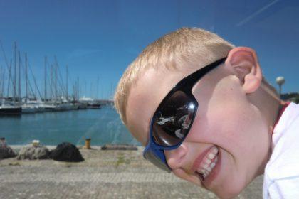 Junior auf Erlebnisurlaub