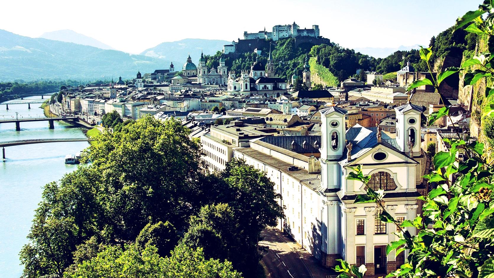 Gastartikel: Schlemmer-Tour durch Salzburg