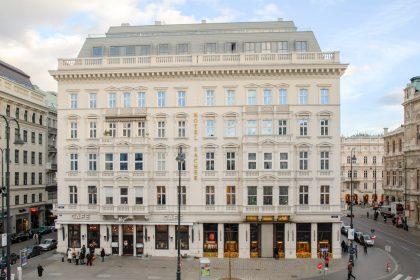 Bild: Hotel Sacher Wien